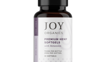 Joy Organics CBD with Melatonin Review:  A Perfect Combination for Better Sleep