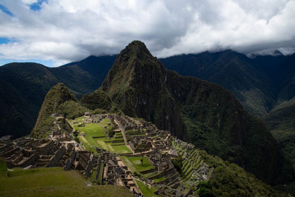 Andes Mountains - The Home of the Maca Root