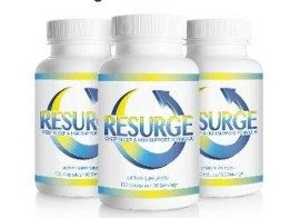 Resurge Supplement bottles